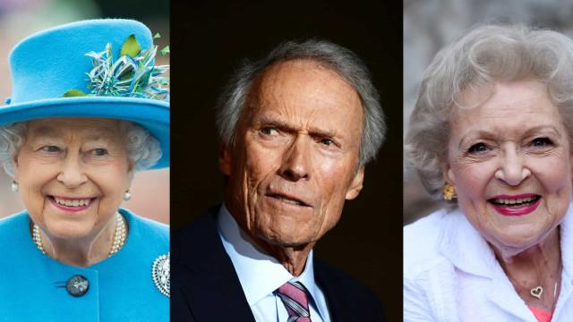 Estas celebridades están a punto de cumplir 100 años