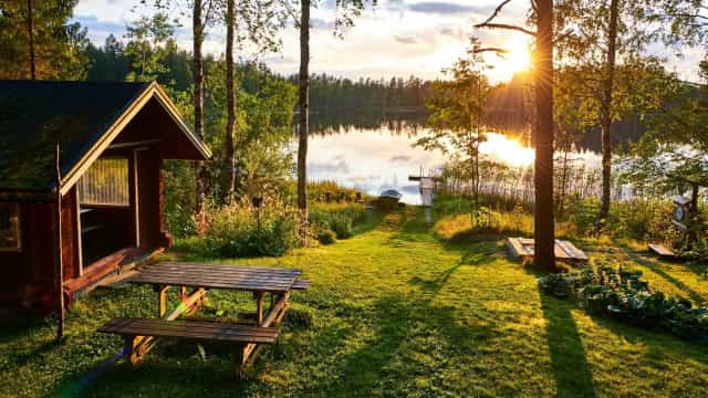 Log cabins you'll want to move into