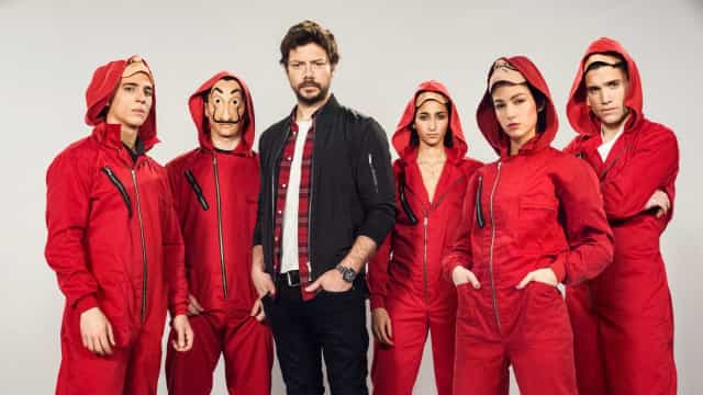 Surprising facts about 'Money Heist'