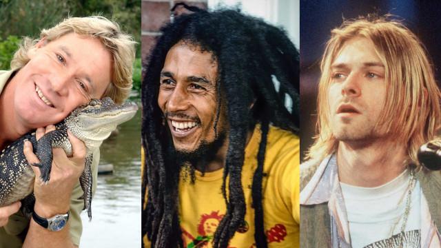 Sahen diese Berühmtheiten ihren eigenen Tod voraus?