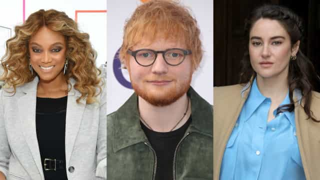 Who are the stingiest celebrities?