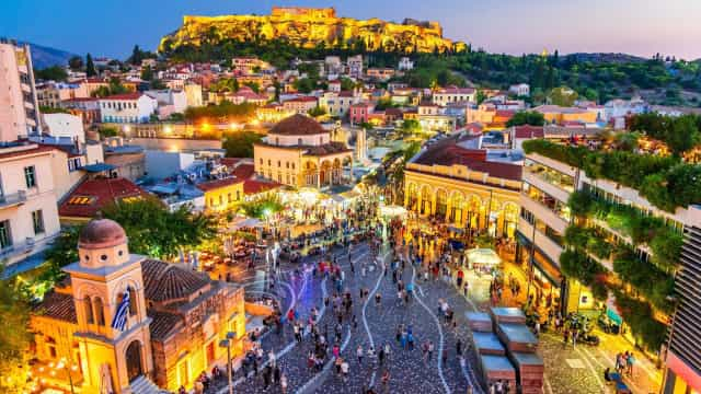 Unveil the grace and grandeur that is Athens