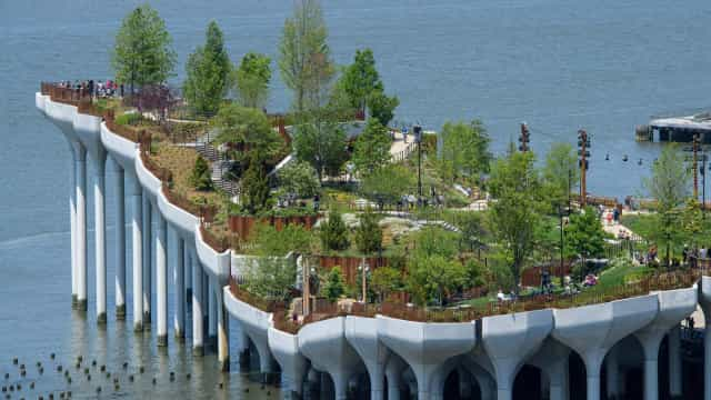 Little Island: Explore NYC's hottest new attraction