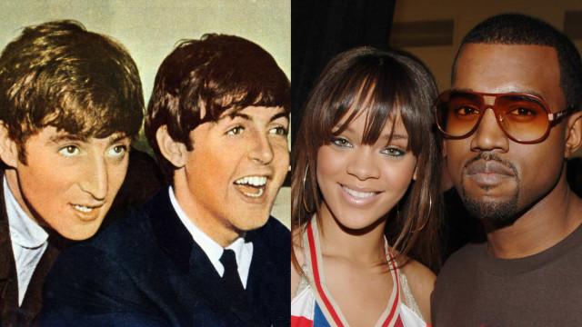 Músicas que John Lennon e/ou Paul McCartney deram a outros artistas