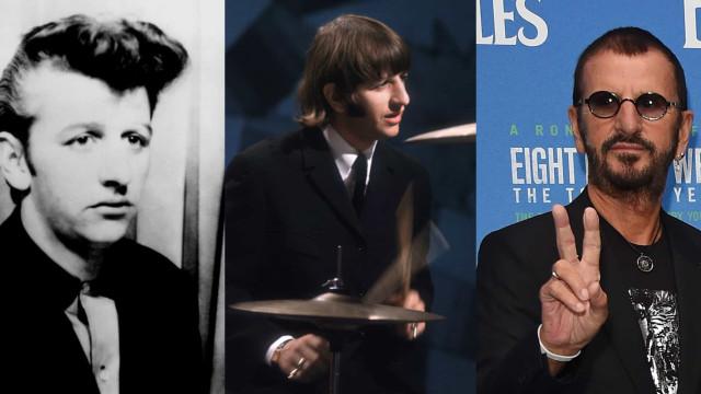 Ringo Starr : un batteur aux multiples talents
