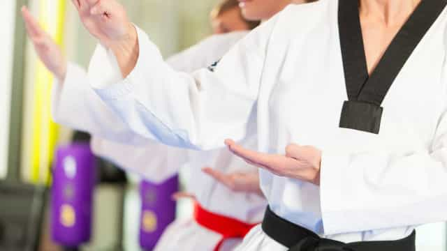 The many benefits of practicing martial arts