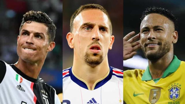 Deze voetbalspelers groeiden op in armoede