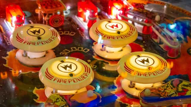 The pinball and its place in popular culture