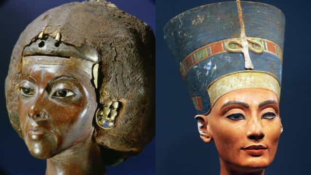 The women who ruled ancient Egypt