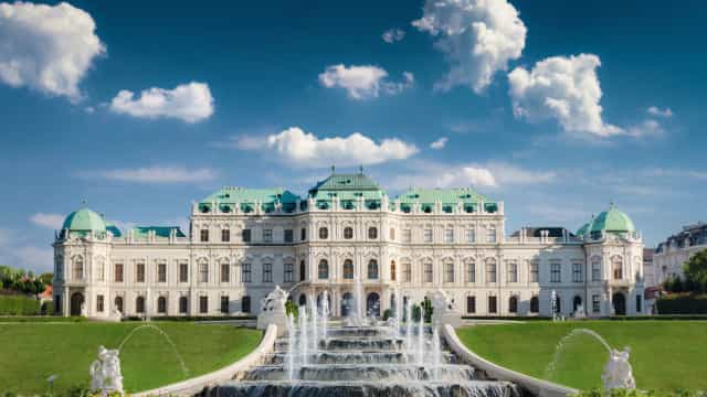 A view of Vienna