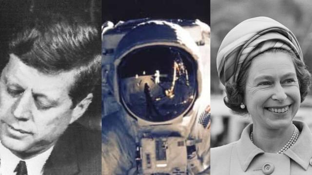 Apollo 11: Diese Nachrichten schickten Staatsoberhäupter zum Mond