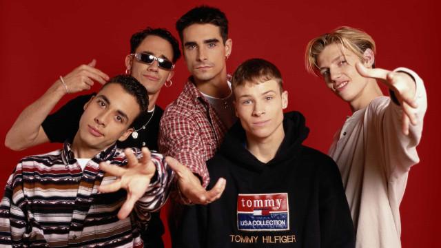 Backstreet Boys: før og nå