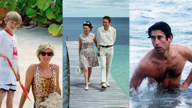 Onde a realeza passa férias? De ilhas exclusivas a destinos comuns!