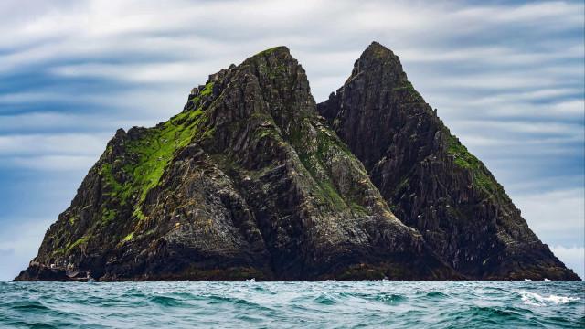 Wo Luke Skywalker lebte: Die Insel Skellig