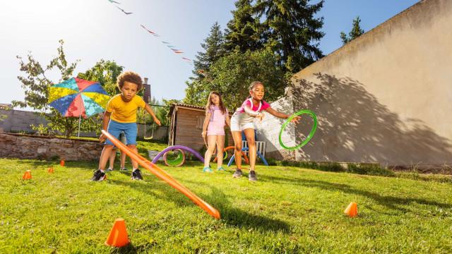 Summer backyard games to keep the kids having fun