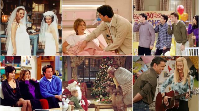 Vai ver a reunião de 'Friends' na HBO Max? Antes, faça esse teste!