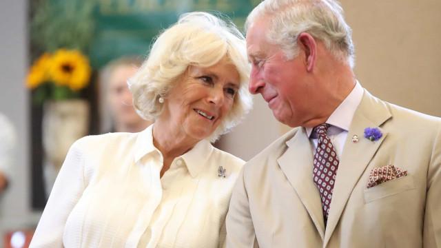 Tragische Geliebte: Die Geschichte von Prinz Charles und Camilla Parker Bowles