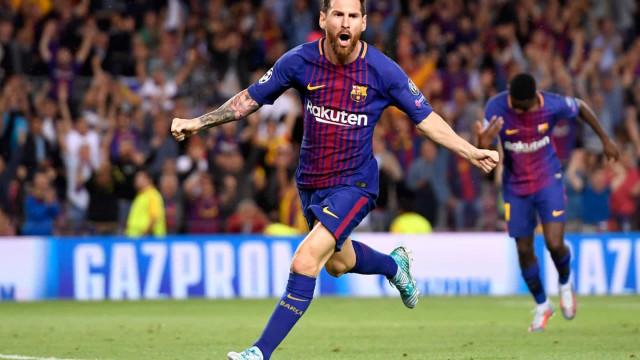 리오넬 메시, 아르헨티나의 축구 스타