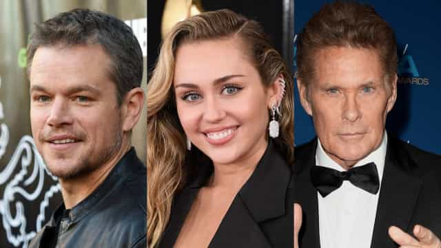Celebrities you didn't realize participated in Marvel films