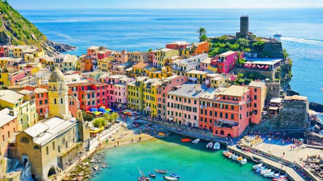 Counting down Italy's Cinque Terre