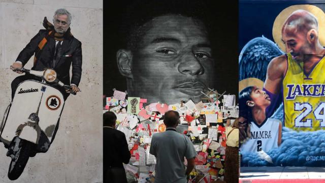 I murales più belli dedicati alle celebrità in giro per il mondo