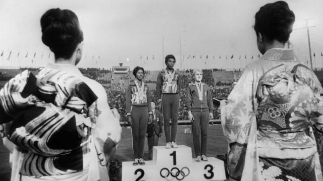 Interessante Fakten über die Olympischen Spiele 1964 in Tokio