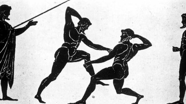 고대 올림픽에서 시행되었던 흥미로운 종목들