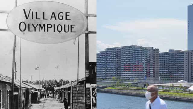 Olympic villages through the years