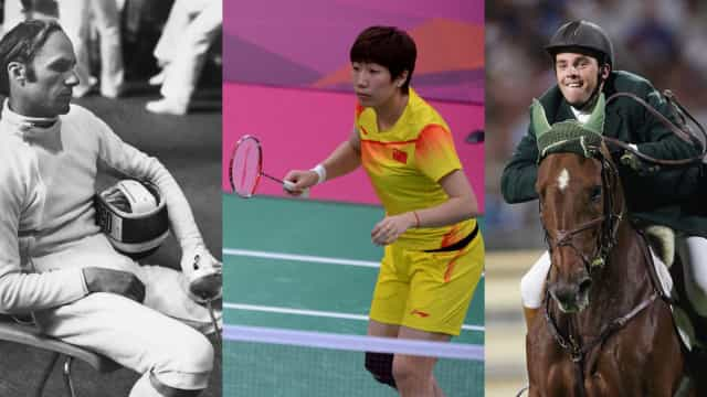 The most notorious Olympic cheats (other than doping)