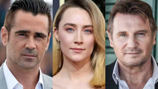 Your favorite Irish actors ever