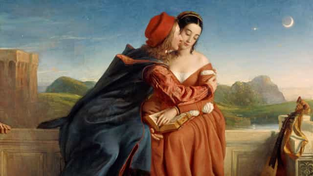 The most shocking love triangles in world history