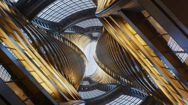 The world's most amazing atriums