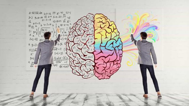 Använder du i huvudsak höger eller vänster hjärnhalva?