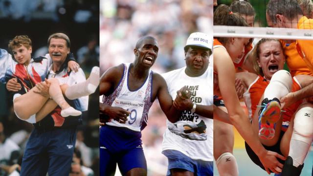 올림픽 역대 최악의 부상은?