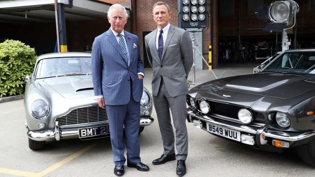 Die Liebe zwischen Aston Martin, der britischen Königsfamilie und 007