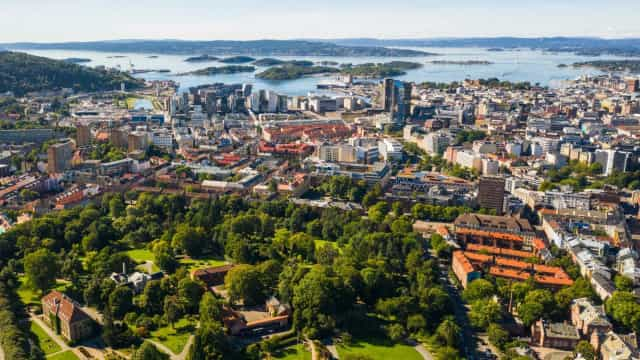 Har du Oslo i tankarna?