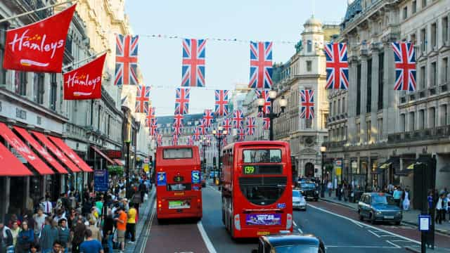 A walk through London's iconic West End