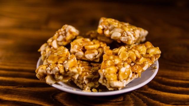 Receitas de amendoim doces e salgadas