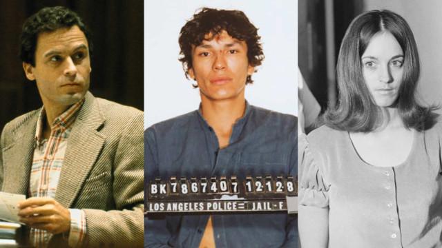 Beroemde moordenaars die trouwden in de bak