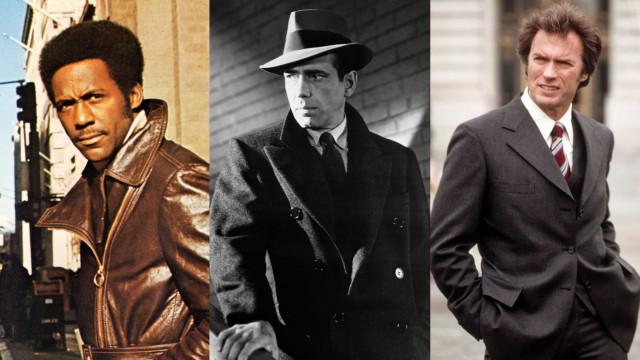 De mest minnesvärda detektiverna och poliserna på vita duken