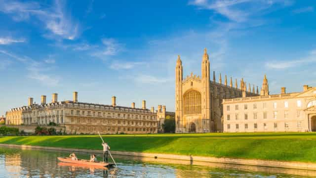 What's so cool about Cambridge?