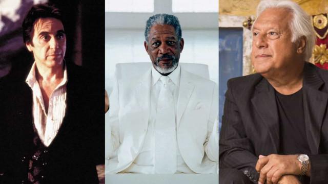 Actores que representaron a Dios y al Diablo