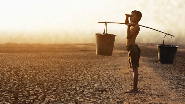 Das steigende Risiko von Wasserkriegen
