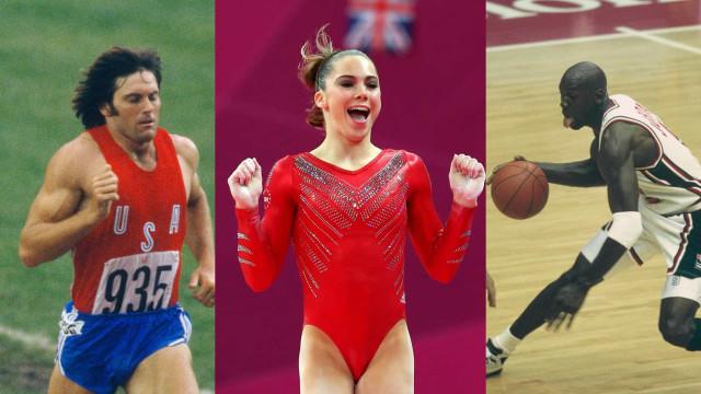 Actores que no sabías que fueron deportistas olímpicos