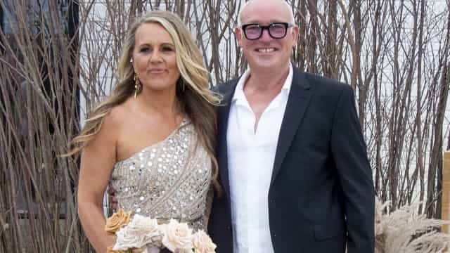 Zij trouwden na hun 50e