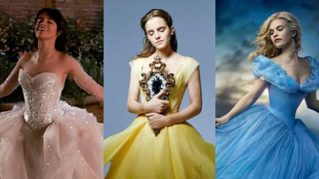 These stars played Disney Princesses on the big screen