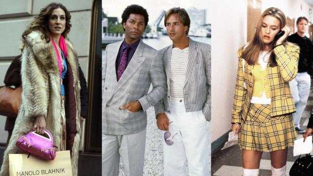 Filmes eséries que mudaram a maneira como nos vestimos