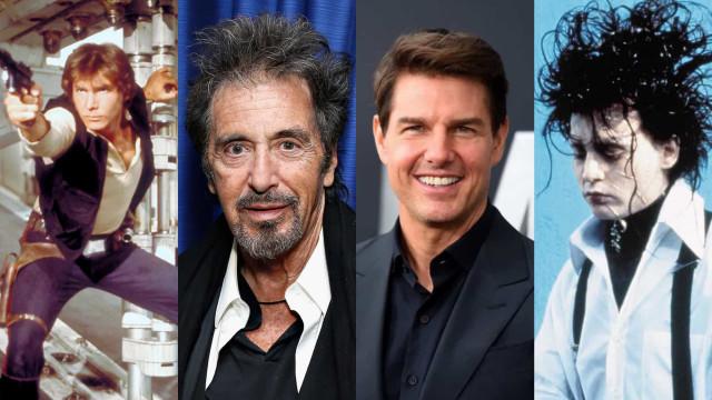 Motivos surreais que levaram atores a recusarem papéis! Você não vai acreditar em alguns...