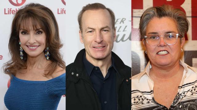 Celebrity heart attack survivors