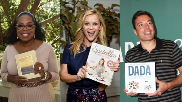 Celebrity book clubs to join right now